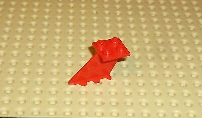 Lego White 2x2 Tail Fin X4 3479 CITY CREATOR SPACE SPARE PARTS FREE UK POST #792