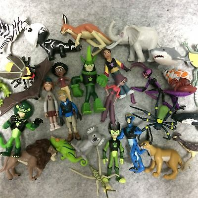 22 Piece Wild Kratts Collection Action Figure Loose Toy (Send At Random)