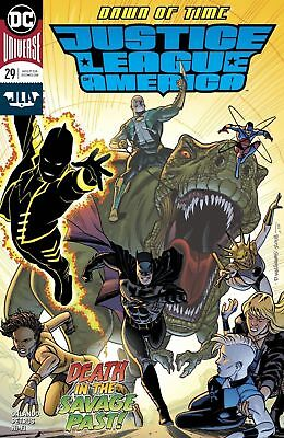 Dc Universe Justice League Of America #29 First Print