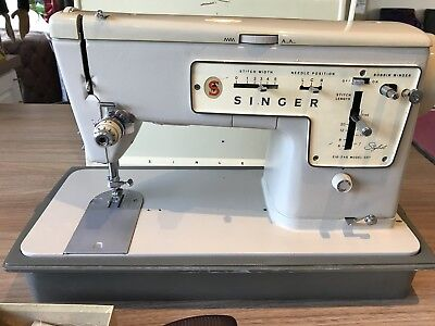 SINGER MODEL 40 ZigZag Sewing Machine Instruction Manual Booklet Fascinating Singer 347 Sewing Machine Instruction Manual
