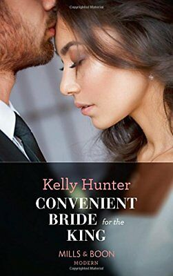 Kelly Hunter - Convenient Bride For The King