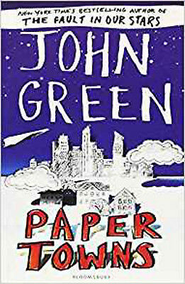 Paper Towns, New, Green, John Book