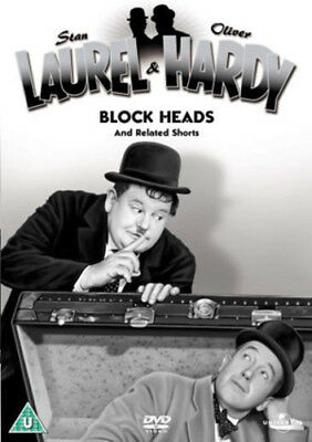 Laurel and Hardy Classic Shorts: Volume 7 - Block Heads/... DVD (2004) Stan