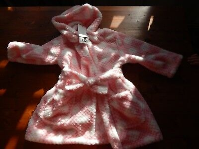 Baby girl dressing-gown 2-3 y.o.