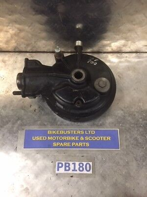 HONDA VF 700 shaft drive diff
