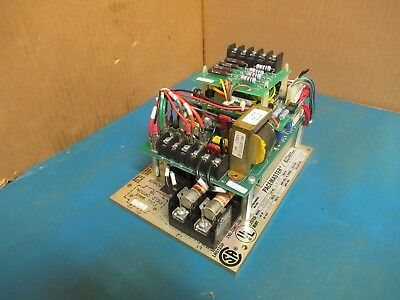 Cmc Pacemaster Drive Mpa-09034 10/12.5A A Amp 90/230Vdc 50/60Hz Max Hp 1-2