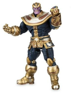 Disney Store Park Exclusive Marvel Diamond Select Modern Thanos Infinity War NEW