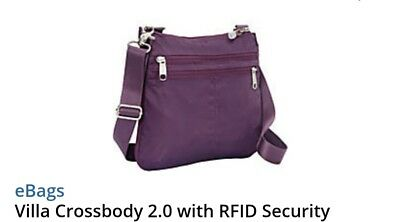 e1dc8cadcb2d EBAGS VILLA CROSSBODY 2.0 With Rfid Security -  35.64