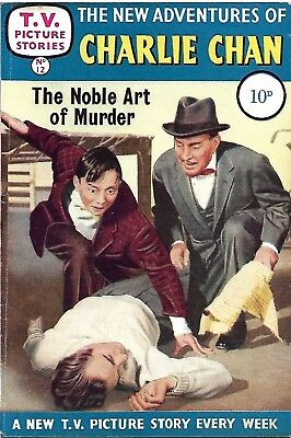 TV Picture Stories No.12 (Charlie Chan)
