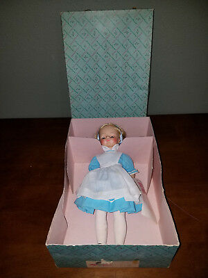 Vintage Madame Alexander Alice in Wonderland Doll with Tags and Box