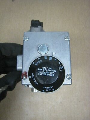 Bradford White 222-46181-01B 37C73U-724 Water Heater Gas Valve Thermostat Used