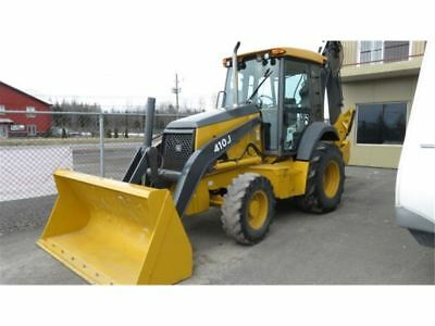 4X4 Backhoe Jd 2011 Full Serviced With Only 1450 Hours