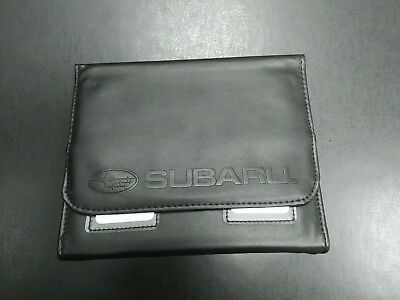 Genuine Subaru Owner's Manual Pouch - New