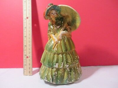 Rare 1930's Wade Cellulose Finish Deco Sunshine  Figurine