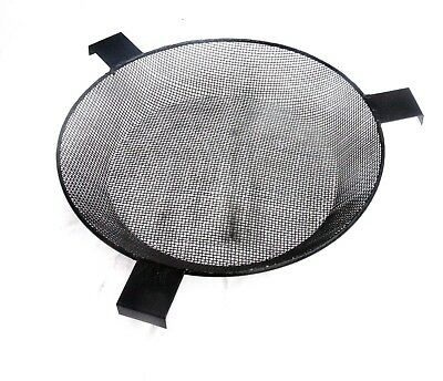 Groundbait Fishing Bait Riddle Sieve For Buckets 3mm Mesh Large 33cm ground bait