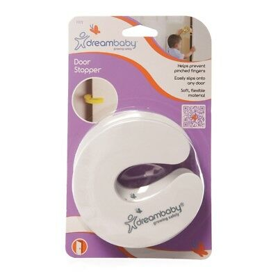 Dreambaby Child Safety Door Stopper - 2 Pack