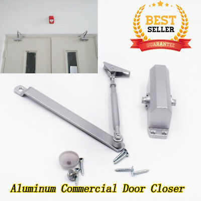 Spiffy T90 25-45KG Commercial Door Closer Two Independent Valve Control Sweep