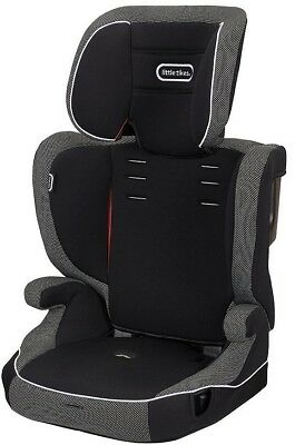 Little Tikes Highway Group 2/3 Universal Car Seat 15-36kg - Black/Grey A
