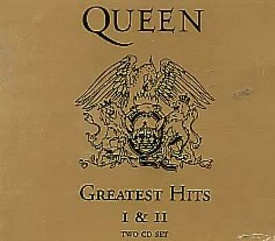 Queen : Greatest Hits I & II CD Value Guaranteed from eBay's biggest seller!