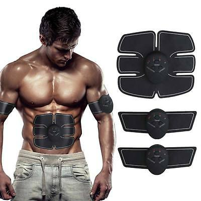 ABS Sixpad Training Gear Body Fit Electrical Muscle Stimulation Arm Toning Belts