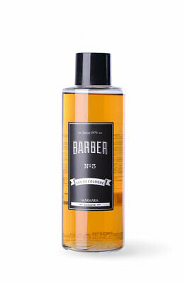 Marmara Barber Cologne-Glasflasche No.3 500ml