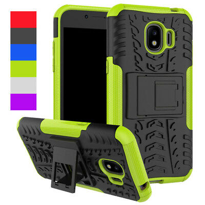 For Samsung Galaxy J2 Pro 2018 Hybrid Armor Case Shockproof Hard Cover Phone