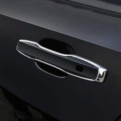 Chrome Car Side Door Handle Cover Trim Accessories for Volvo XC60 XC90 S90 2018