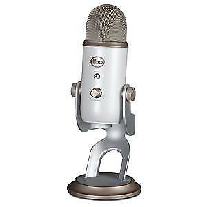Blue Microphones Yeti USB Microphone - Vintage White