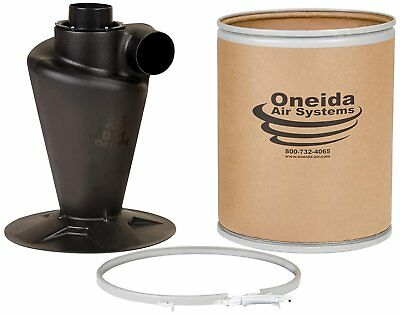 Oneida Air Systems 4in Super Dust Deputy Deluxe