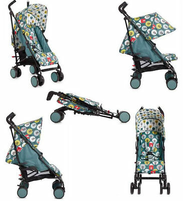 Brand new in box Cosatto supa go pushchair my space with raincover from birth