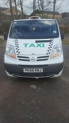 taxi- NISSAN PRIMASTER SE DCI 6S S-A