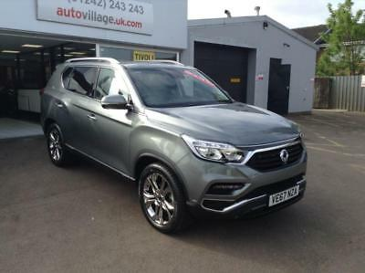 2018 SsangYong Rexton 2.2 Ultimate 5dr Auto 7 SEAT 5 door Four Wheel Drive