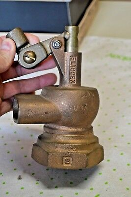 "WATTS ST2000 2"" Flippen Standard Duty Float Valve, OLDER VERSION MADE IN USA!"