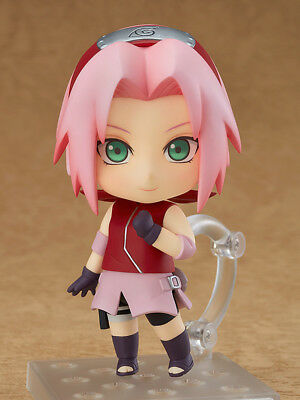 Nendoroid - Naruto Shippuden - #833 Sakura Haruno Action Figure AUTHENTIC!!!