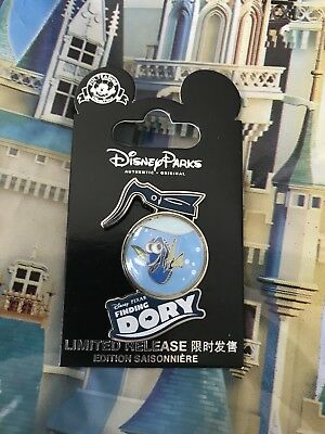 NEW Disney Pixar Finding Dory Pin Coffee Pot Opening Day Limited Release