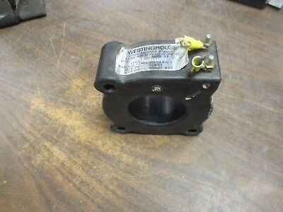 Westinghouse Type IMC Current Transformer 7524A98G03 Ratio 200:5A 600V 10KV BIL