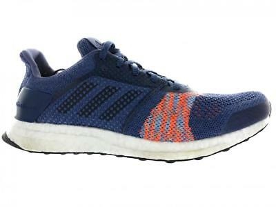 03eee84f4 WOMEN S ADIDAS ULTRA Boost ST Running Athletic Shoes CQ2133 Indigo Orange  Sz 11 -  100.00