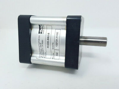 Parker Pneumatic Rotary Actuator PV22D-BB2-B