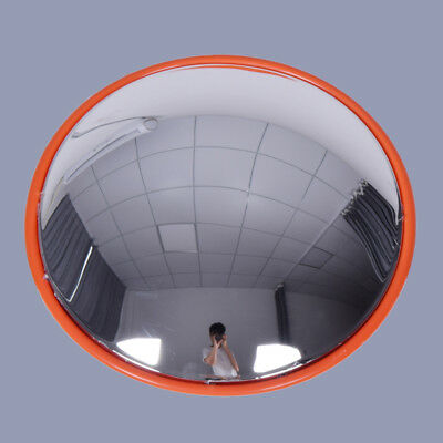 Outdoor Trafic Road Convex PC Mirror Wide Angle Driveway Safety Security Tool