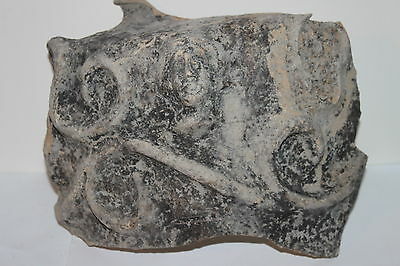 LARGE ANCIENT ROMAN AMPHORA POTTERY SHARD 1st CENTURY BC/AD