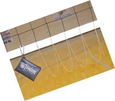 sport volleyball net setter with pouch