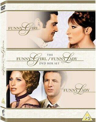 Funny Girl/Funny Lady [DVD]