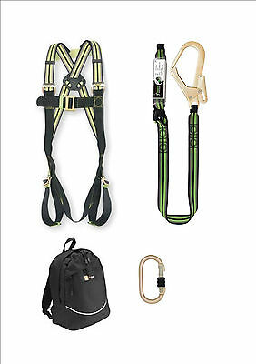 Scaffolders Safety Harness Fall Arrest Kit