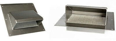 Shipping Container Vent / Vents for Storage Containers (Pack of TWO Vents)