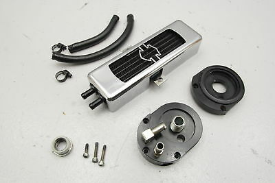 04 Harley Softail Heritage Twin Cam 88B PREMIUM Engine Oil Cooler KIT