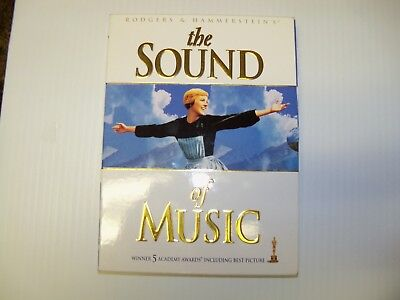 The Sound Of Music (Dvd, 2 Disc Boxed Set)