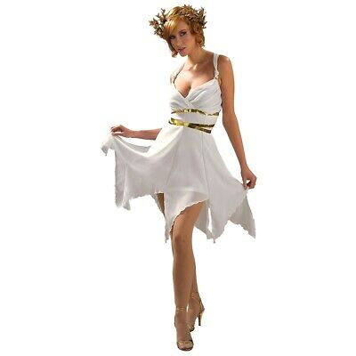 Greek Goddess Athena or Aphrodite Costume Halloween Fancy Dress  sc 1 st  PicClick : aphrodite halloween costume  - Germanpascual.Com
