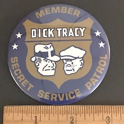 Chicago Secret Service Member Pinback Pin New In Packaging