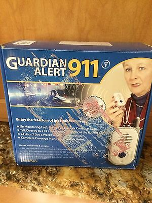 LogicMark Guardian Alert 911 Emergency Alert System - NO MONTHLY FEES