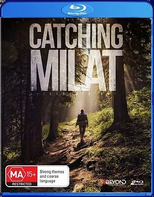 Catching Milat (Blu-ray, 2015, 2-Disc Set) Brand New Region B